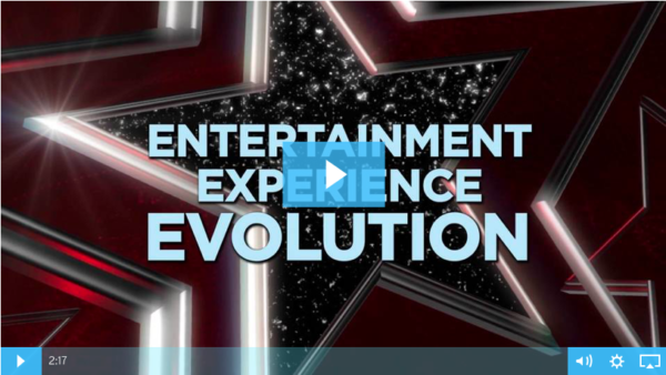 Entertainment Experience Evolution