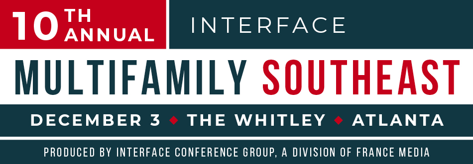 InterFace Multifamily Southeast 2019 - InterFace Conference Group