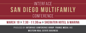 2019 InterFace San Diego Multifamily