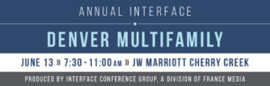 2019 Interface Denver Multifamily