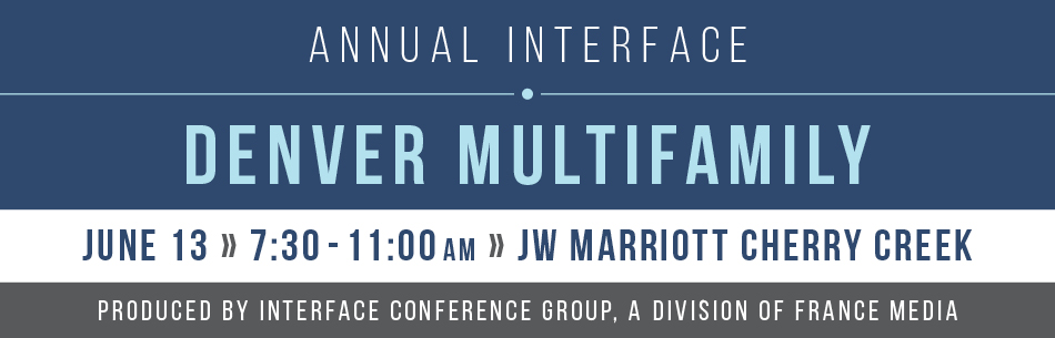 2019 Interface Denver Multifamily