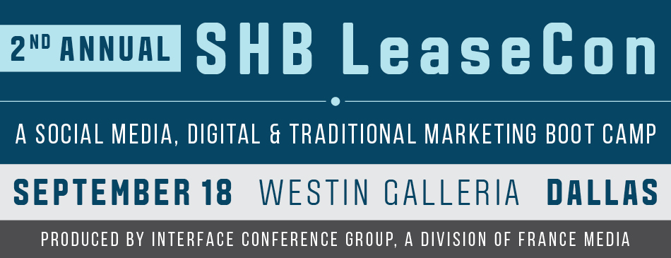 2019 InterFace SHB LeaseCon - Dallas