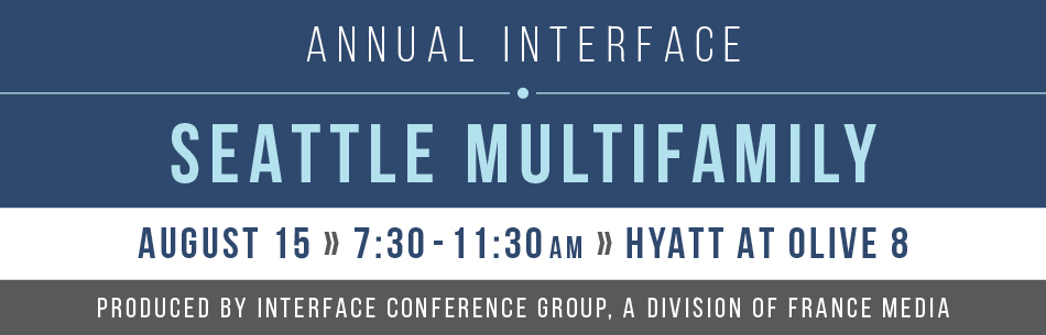2019 InterFace Seattle Multifamily