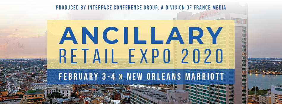 2020 InterFace Ancillary Retail - New Orleans