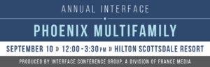 2019 InterFace Phoenix Multifamily - Phoenix