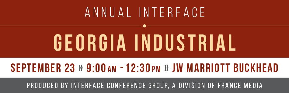 2019 InterFace Georgia Industrial