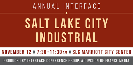 Salt Lake City Industrial conference - 2019