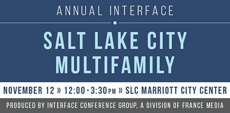 Salt Lake City Multifamily conference 2019