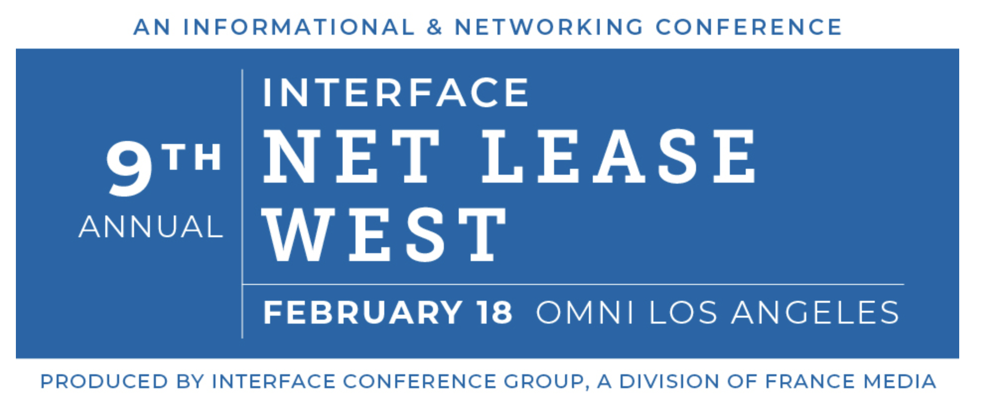 InterFace Net Lease West - Los Angeles 2020